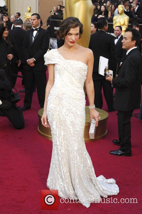 Milla Jovovich, Academy Of Motion Pictures And Sciences and Academy Awards 5
