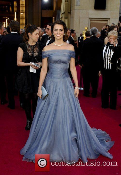 Penelope Cruz, Academy Of Motion Pictures And Sciences and Academy Awards