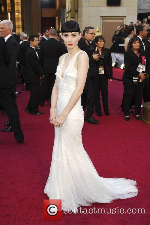 Rooney Mara, Academy Of Motion Pictures And Sciences and Academy Awards 2