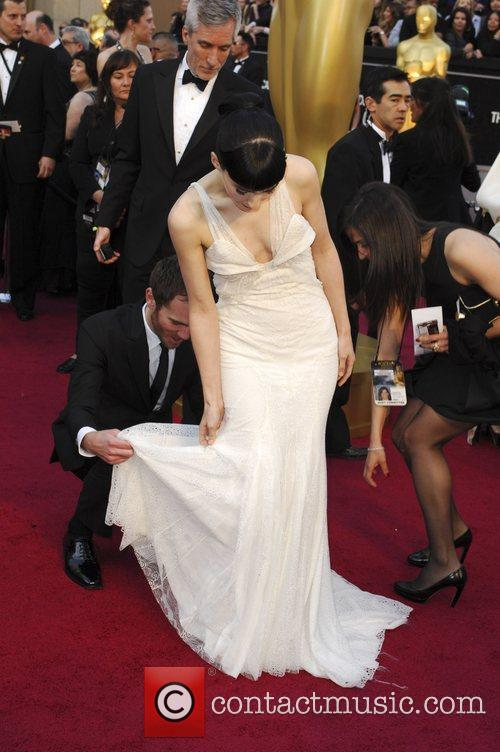 Rooney Mara, Academy Of Motion Pictures And Sciences and Academy Awards 3