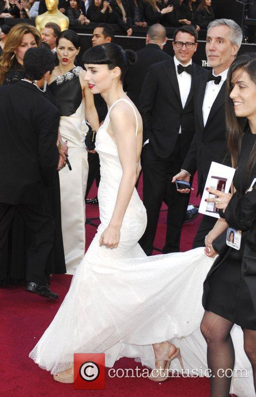 Rooney Mara, Academy Of Motion Pictures And Sciences and Academy Awards 4