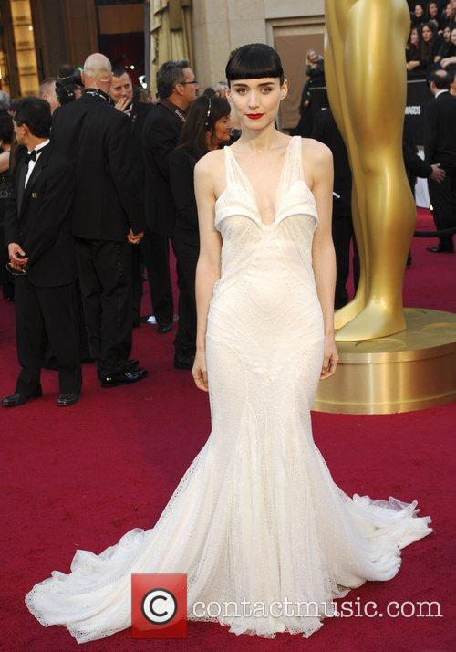 Rooney Mara, Academy Of Motion Pictures And Sciences and Academy Awards 1