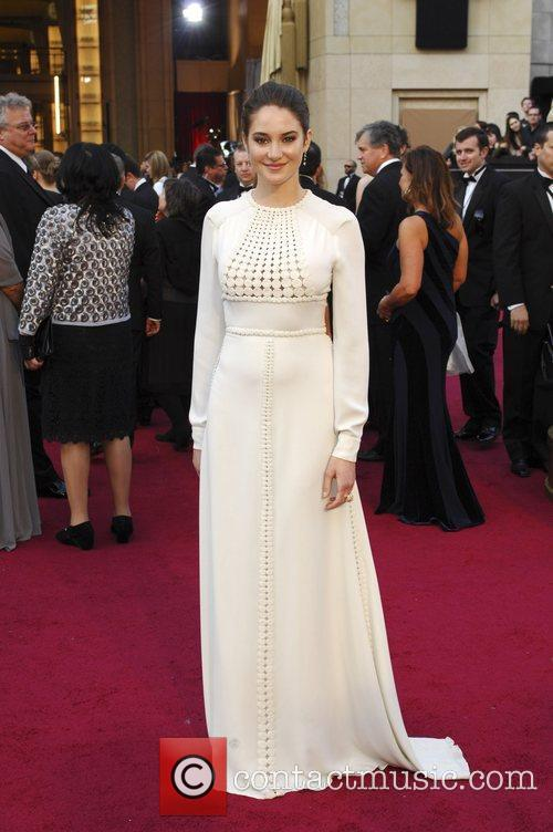 Shailene Woodley, Academy Of Motion Pictures And Sciences and Academy Awards 1