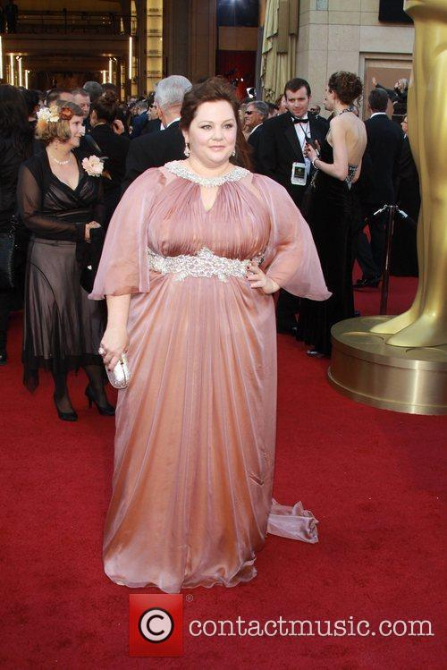 Melissa Mccarthy and Academy Awards 2