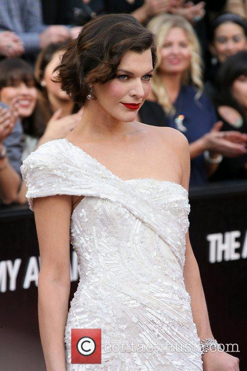 Milla Jovovich, Academy Of Motion Pictures And Sciences and Academy Awards 6
