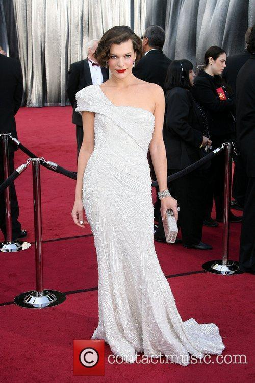 Milla Jovovich, Academy Of Motion Pictures And Sciences and Academy Awards 7