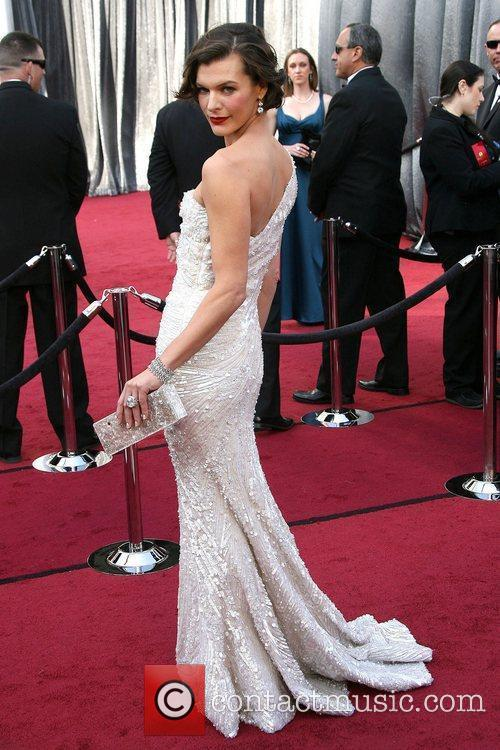 Milla Jovovich, Academy Of Motion Pictures And Sciences and Academy Awards 8