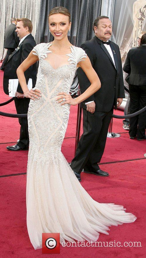 Giuliana Depandi, Academy Of Motion Pictures And Sciences and Academy Awards 2