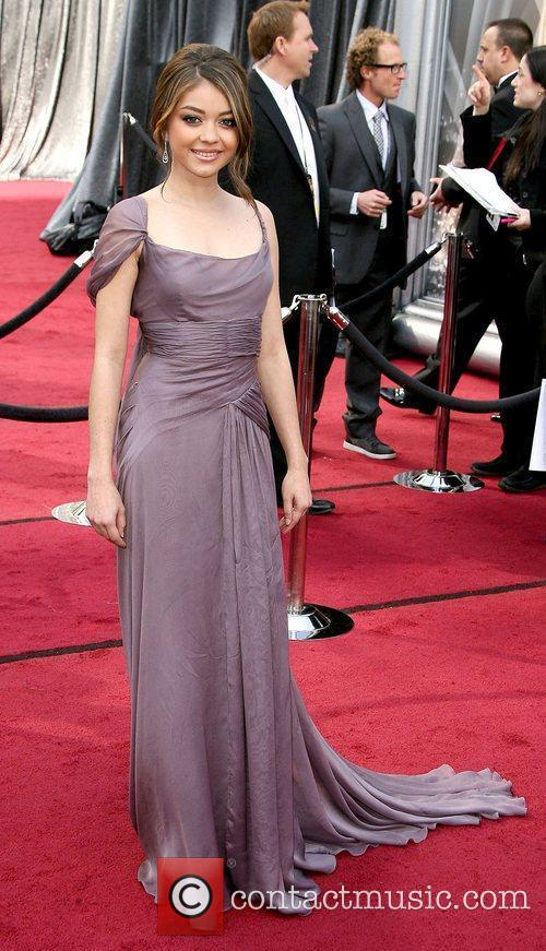 Sarah Hyland, Academy Of Motion Pictures And Sciences and Academy Awards 1