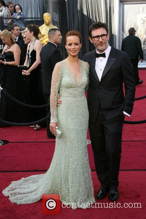 Berenice Bejo, Michel Hazanavicius, Academy Of Motion Pictures And Sciences and Academy Awards 2