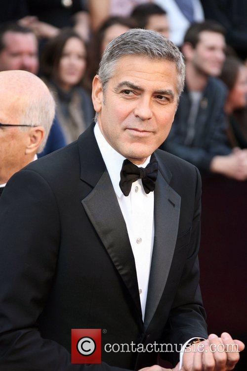 George Clooney, Academy Of Motion Pictures And Sciences and Academy Awards 2