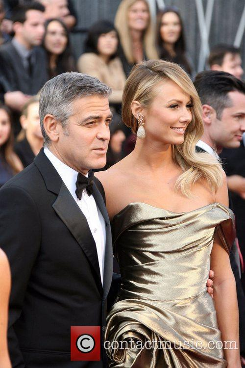 George Clooney, Academy Of Motion Pictures And Sciences and Academy Awards 4