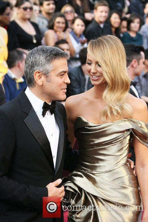 George Clooney, Academy Of Motion Pictures And Sciences and Academy Awards 5