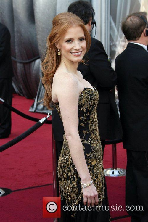 Jessica Chastain 84th Annual Academy Awards (Oscars) held...