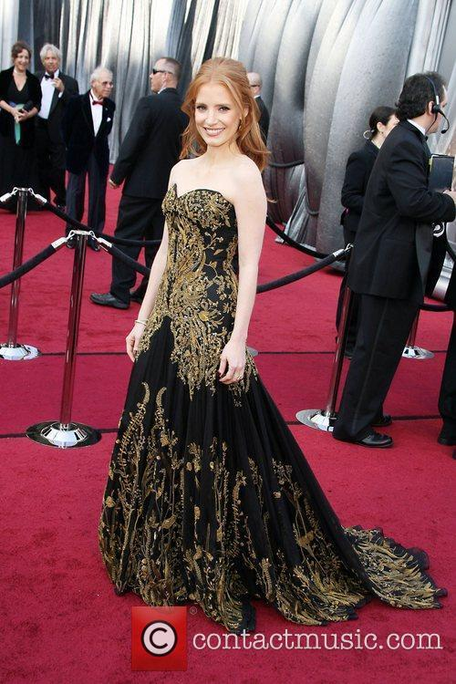 Jessica Chastain, Academy Of Motion Pictures And Sciences and Academy Awards 3