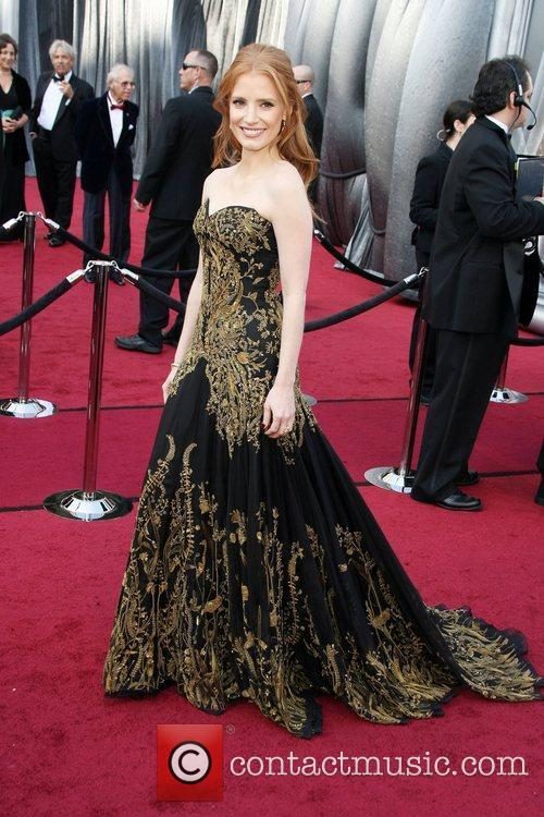 Jessica Chastain, Academy Of Motion Pictures And Sciences and Academy Awards 4