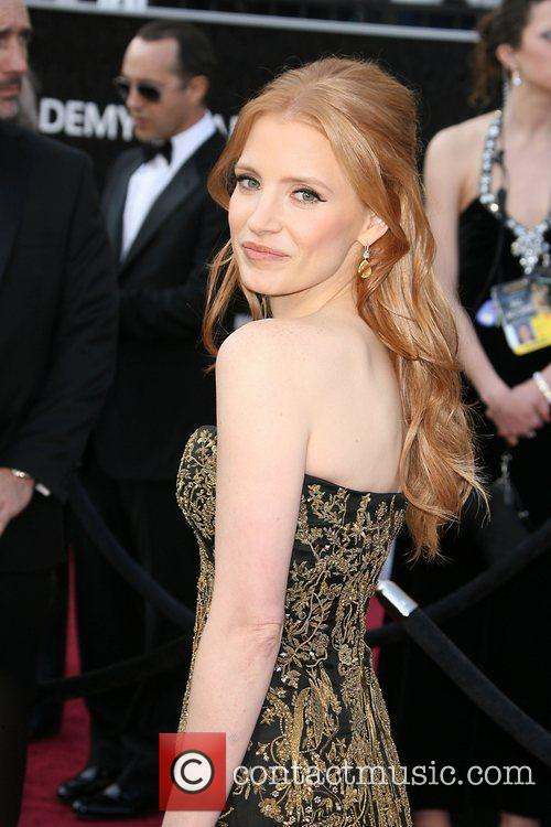 Jessica Chastain, Academy Of Motion Pictures And Sciences and Academy Awards 1