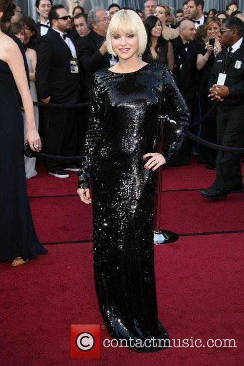 Anna Faris, Academy Of Motion Pictures And Sciences and Academy Awards 4