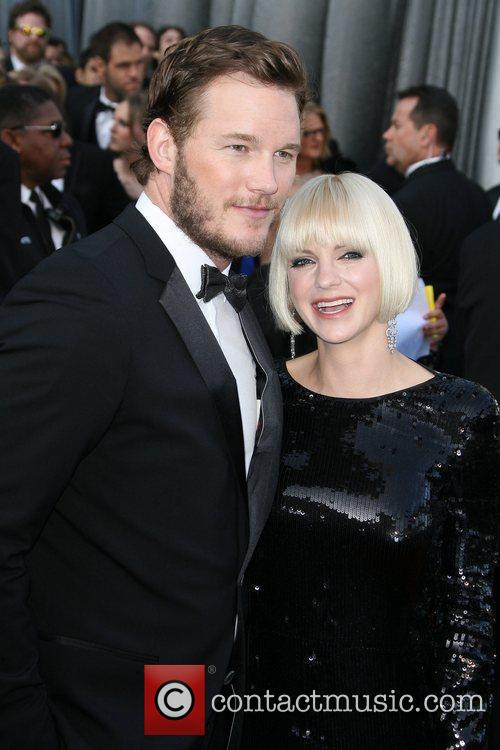 Chris Pratt, Anna Faris, Academy Of Motion Pictures And Sciences and Academy Awards