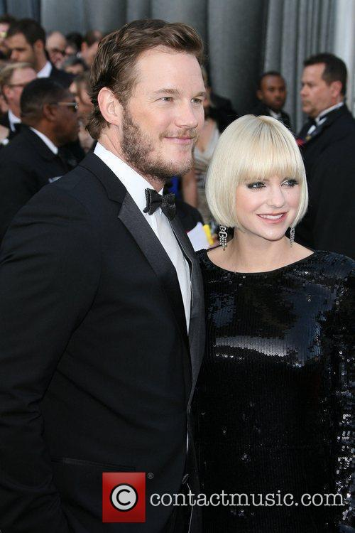Chris Pratt, Anna Faris, Academy Of Motion Pictures And Sciences and Academy Awards 1