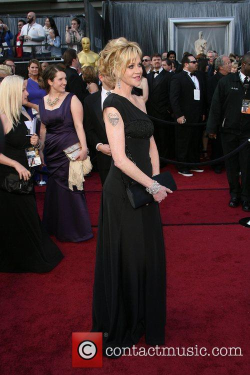 Melanie Griffith, Academy Of Motion Pictures And Sciences and Academy Awards 6