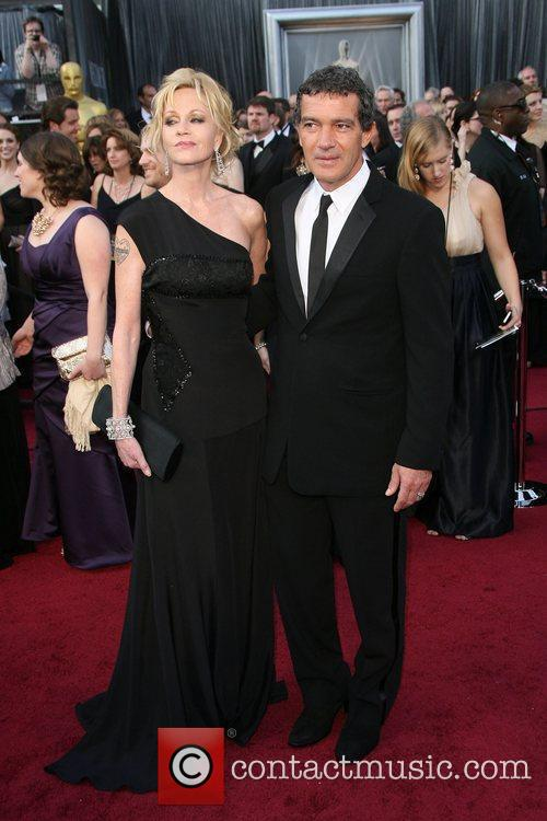 Melanie Griffith, Antonio Banderas, Academy Of Motion Pictures And Sciences and Academy Awards 1