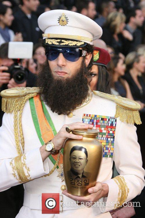 Sacha Baron Cohen, Academy Of Motion Pictures And Sciences, Academy Awards