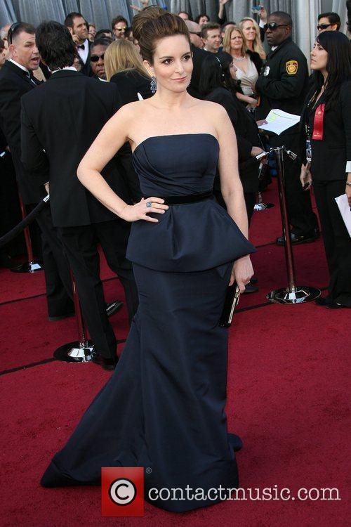 Tina Fey, Antonio Banderas, Academy Of Motion Pictures And Sciences and Academy Awards 2