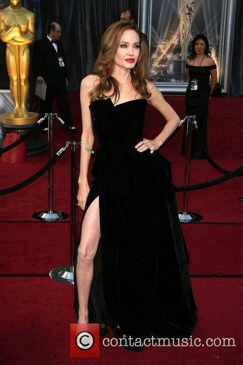 Angelina Jolie, Academy Of Motion Pictures And Sciences and Academy Awards 5