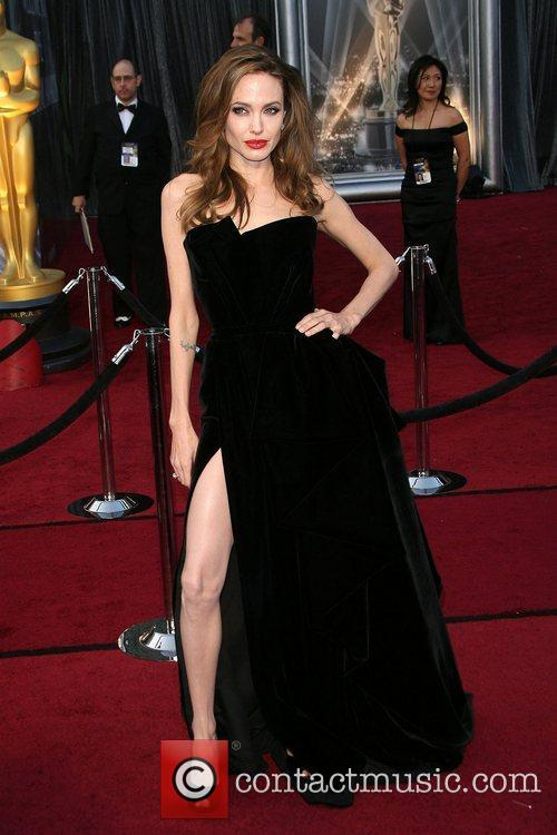 Angelina Jolie, Academy Of Motion Pictures And Sciences and Academy Awards 6