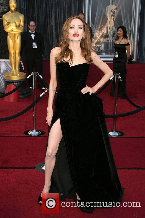 Angelina Jolie, Academy Of Motion Pictures And Sciences and Academy Awards 7
