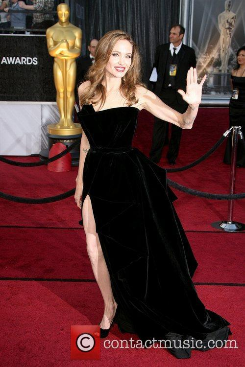 Angelina Jolie, Academy Of Motion Pictures And Sciences and Academy Awards 8