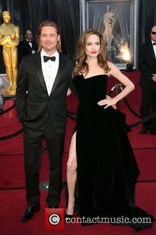 Brad Pitt, Angelina Jolie, Academy Of Motion Pictures And Sciences and Academy Awards 3