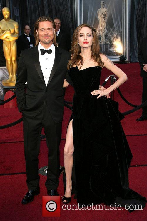 Brad Pitt, Angelina Jolie, Academy Of Motion Pictures And Sciences and Academy Awards 4