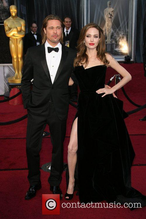 Brad Pitt, Angelina Jolie, Academy Of Motion Pictures And Sciences and Academy Awards 5