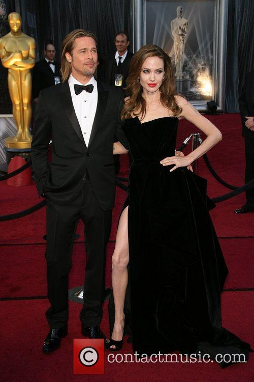 Brad Pitt, Angelina Jolie, Academy Of Motion Pictures And Sciences and Academy Awards 1