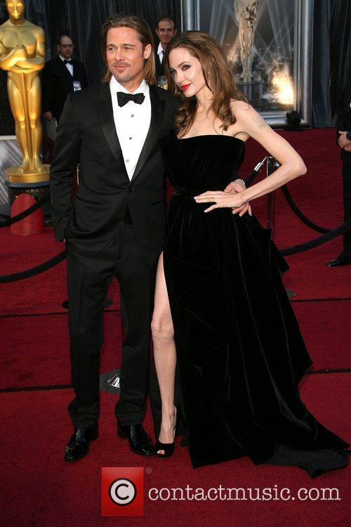 Brad Pitt, Angelina Jolie, Academy Of Motion Pictures And Sciences and Academy Awards 6