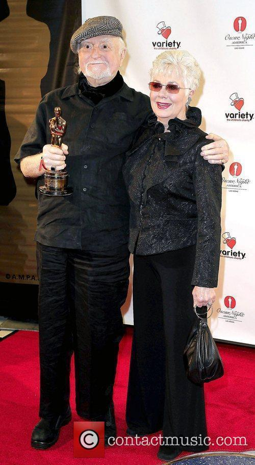 Marty Ingels, Shirley Jones and Academy Of Motion Pictures And Sciences 2