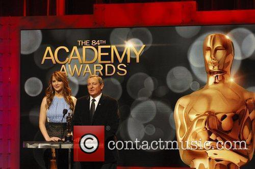 Jennifer Lawrence, Tom Sherak and Academy Awards 6