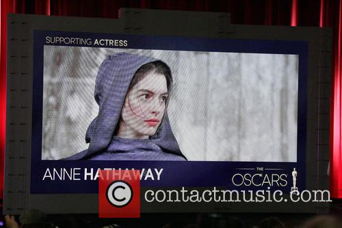 The 85th Academy Awards - Nominations Announcement held...