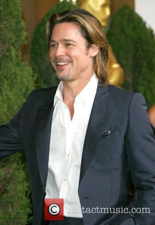 Brad Pitt 84th Annual Academy Awards Nominees Luncheon...