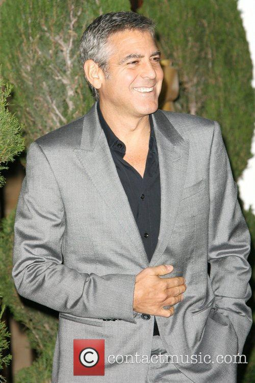 George Clooney 84th Annual Academy Awards Nominees Luncheon...