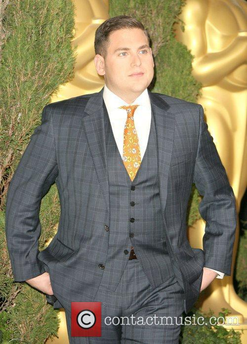 Jonah Hill 84th Annual Academy Awards Nominees Luncheon...