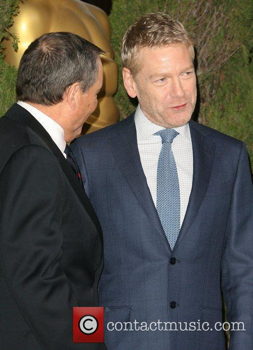 Kenneth Branagh 84th Academy Awards Nominations Luncheon held...