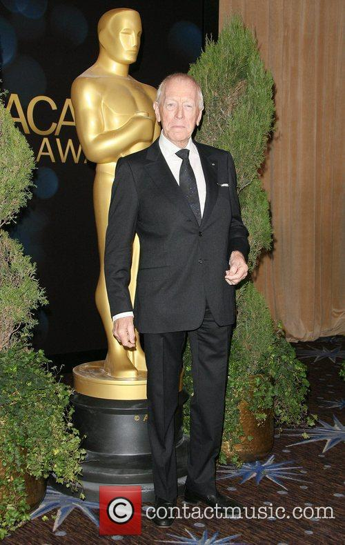 Max Von Sydow and Academy Awards 3