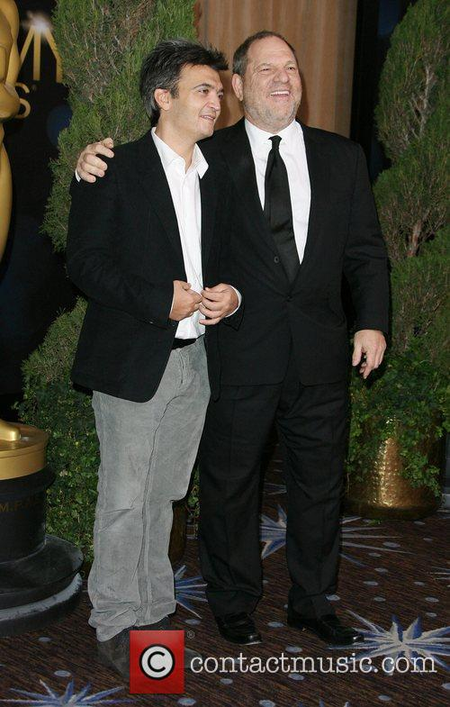 Thomas Langmann and Harvey Weinstein 84th Academy Awards...