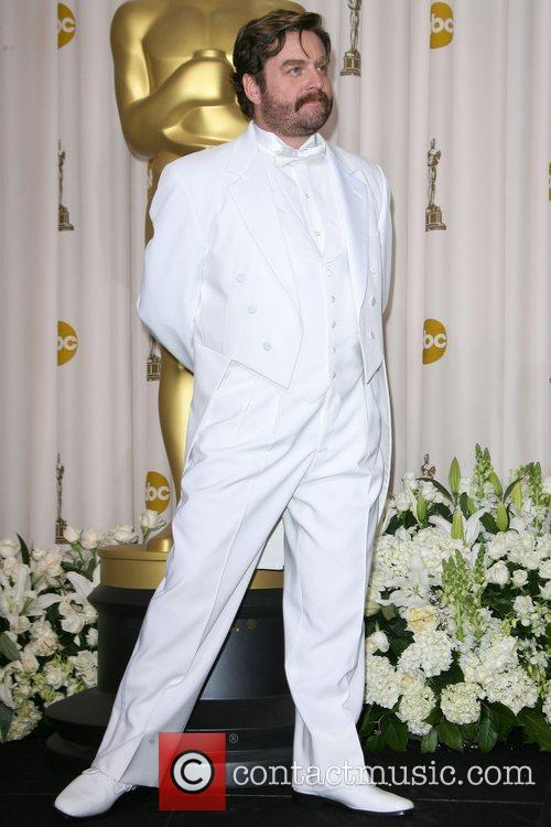 Zach Galifianakis, Academy Of Motion Pictures And Sciences and Academy Awards 2
