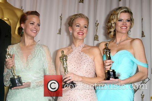 Berenice Bejo, Missi Pyle, Penelope Ann Miller and Academy Awards 2