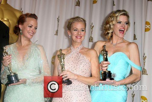 Berenice Bejo, Missi Pyle, Penelope Ann Miller and Academy Awards 1