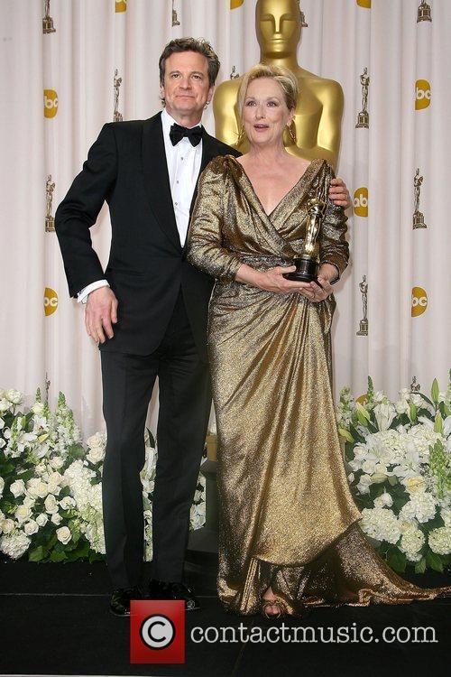 Colin Firth, Meryl Streep and Academy Awards 2